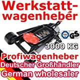[TT646J] Wagenheber Werkstatt Hydraulik-Rangierwagenheber 3000kg 140mm - 460mm TÜV GS
