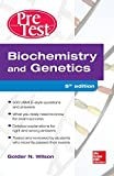 img - for Biochemistry and Genetics Pretest Self-Assessment and Review 5/E book / textbook / text book