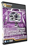 Autodesk Revit Structure 2012 Training DVD - Tutorial Video