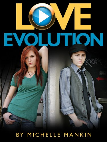 Love Evolution by Michelle Mankin