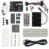 SainSmart Leonardo R3 Starter Kit for Arduino with PDF Tutorial Instruction Manual on Basic Arduino Projects