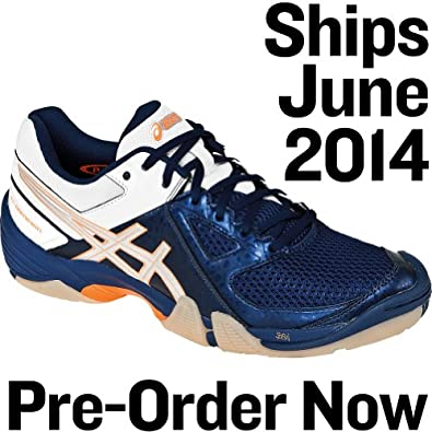 Buy Asics Mens Gel-Dominion Volleyball Shoe by ASICS