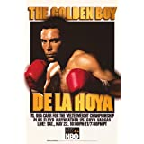 De La Hoya Vs. Oba Carr Poster Movie 11x17