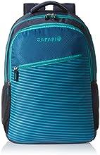 Safari 25 ltrs Casual Backpack (Slide-Blue-CB)