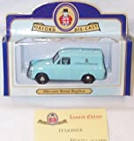 Oxford tv licence Anglia van limited edition 1.43 scale diecast model
