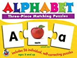 img - for Alphabet (Flashcards Puzzles) book / textbook / text book