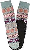 Adults Jacquard Knitted Slipper Sock Variety DesignsBottom