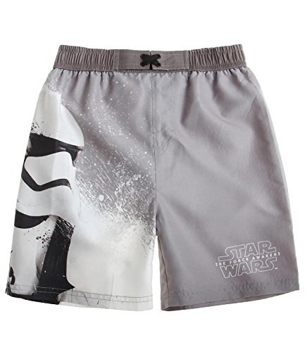 Star Wars-The Clone Wars Darth Vader Jedi Yoda Ragazzi Shorts da mare - grigio - 140