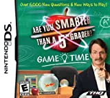 THQ Toys Are You Smarter Than a 5th Grader: Game Time for Nintendo DS