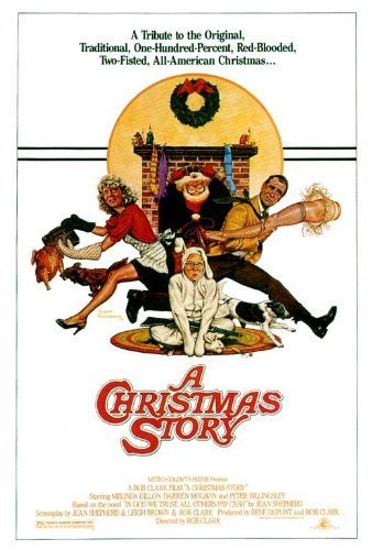 A Christmas Story POSTER Movie (27 x 40 Inches - 69cm x 102cm) (1983) (Style B)