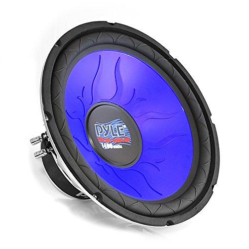 Pyle PL1590BL 15-Inch 1400 Watt DVC Subwoofer