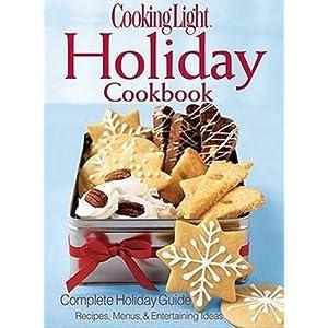 Holiday Cookbook (Cooking Light) Heather Averett