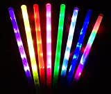 Party Lovers Long Jazzy Led Flashing Stick (12 Pieces)