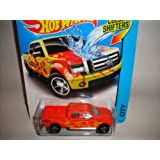 HOT WHEELS COLOR SHIFTERS CITY SERIES FORD F-150 PICKUP TRUCK DIE-CAST