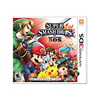 Super Smash Bros 3ds USED