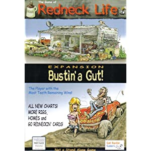 Redneck Life board game: Bustin' a Gut Expansion!