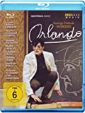 Handel: Orlando [Blu-ray]