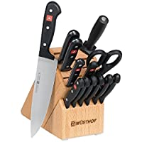 Wusthof Gourmet 14-Piece Knife Block Set