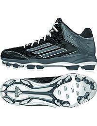 Adidas PowerAlley 2 Mid TPU Baseball Cleat