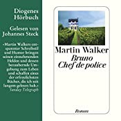 Bruno, Chef de police (Bruno Courrèges 1) | Martin Walker