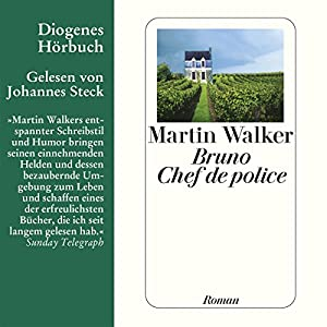Bruno, Chef de police (Bruno Courrèges 1) Hörbuch