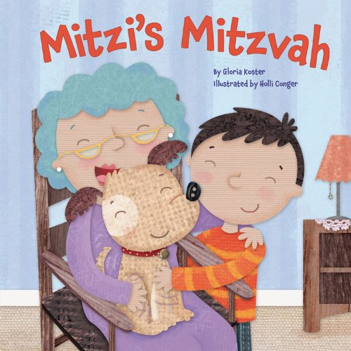 Mitzi'S Mitzvah (Very First Board Books) back-900767