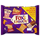Fox's Favourites 400g (Pack of 6 x 400g)