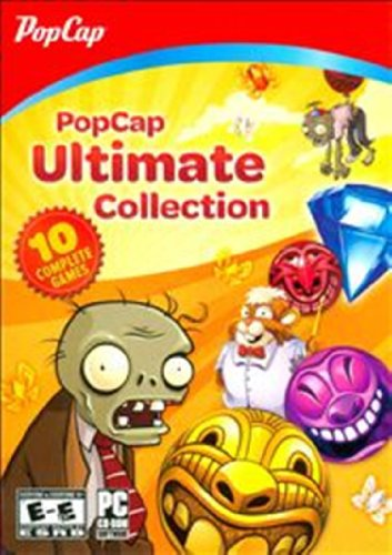 Why Choose Popcap Games Popcap Ultimate Collection [pc/mac]