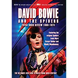 David Bowie And The Spiders Total Rock Review 1969-1974