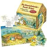 Die Adventskalender-Puzzle-Krippe: Der Weg zur Krippe in 24 Puzzleteilen - Brigitte Gossmann