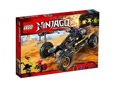LEGO Ninjago 70589 - Set Costruzioni, Rock Roader