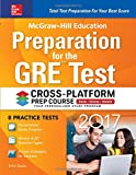 img - for McGraw-Hill Education Preparation for the GRE Test 2017 Cross-Platform Prep Course book / textbook / text book