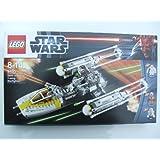 Lego - 301286 - 9495 Star Wars - Gold Leader's Y - Wing Starfighter