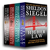 Higher Law Box Set, Volume 1: Mike Daley/Rosie Fernandez Novels 1-4