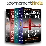 Higher Law Box Set, Volume 1: Mike Daley/Rosie Fernandez Novels 1-4 (English Edition)