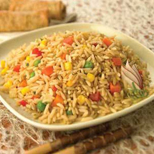 Schwans Minh Vegetable Fried Rice, 3 Pound -- 4 per case. (Microwave Fried Rice compare prices)