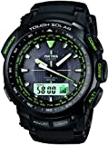 [カシオ]CASIO 腕時計 PROTREK プロトレック タフソーラー 電波時計 MULTIBAND 6 PRW-5100-1BJF メンズ
