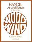 G.F. Handel: Air and Rondo for Oboe a...