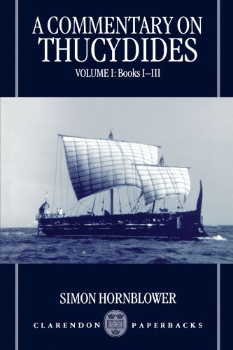 A Commentary on Thucydides: Volume I: Books I - III: Books 1-3 Vol 1