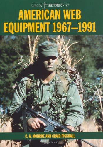 American Web Equipment 1967-1991 (Europa Militaria)