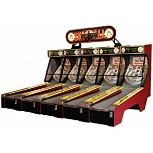 Skee-Ball 2010 Alley Size: 13ft
