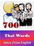 700 Thai Words Taken From English