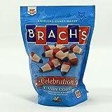 Brachs Celebration Red, White and Blue Candy Corn 15 Oz