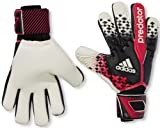 Adidas Predator Pro Men's Goalkeeper Gloves Multi-Coloured Black/Wht/Vivber Size:11 (EU)