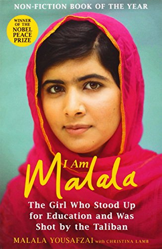 Buchseite und Rezensionen zu 'I Am Malala: The Girl Who Stood Up for Education and Was Shot by the Taliban' von Malala Yousafzai