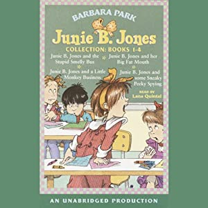 Junie B. Jones Collection, Books 1-4 | [Barbara Park]