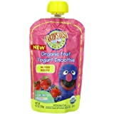 Earth's Best Organic Fruit Yogurt Smoothie, Mixed Berry, 4.2 Ounce Pouch (Pack of 12)