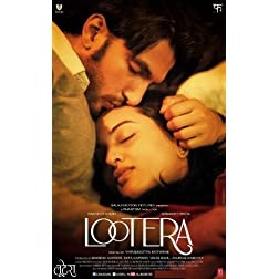 Lootera - DVD (Hindi Movie / Bollywood Film / Indian Cinema) 2013