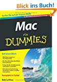 Mac f�r Dummies (Fur Dummies)