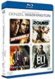 Pack Denzel Washington: 2 Guns + Imparable + El Fuego De La Venganza + El Libro De Eli [Blu-ray]